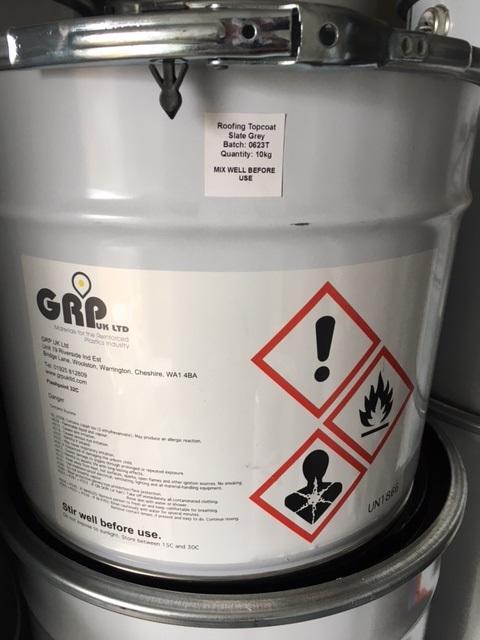 Grey Topcoat Grp Uk Ltd