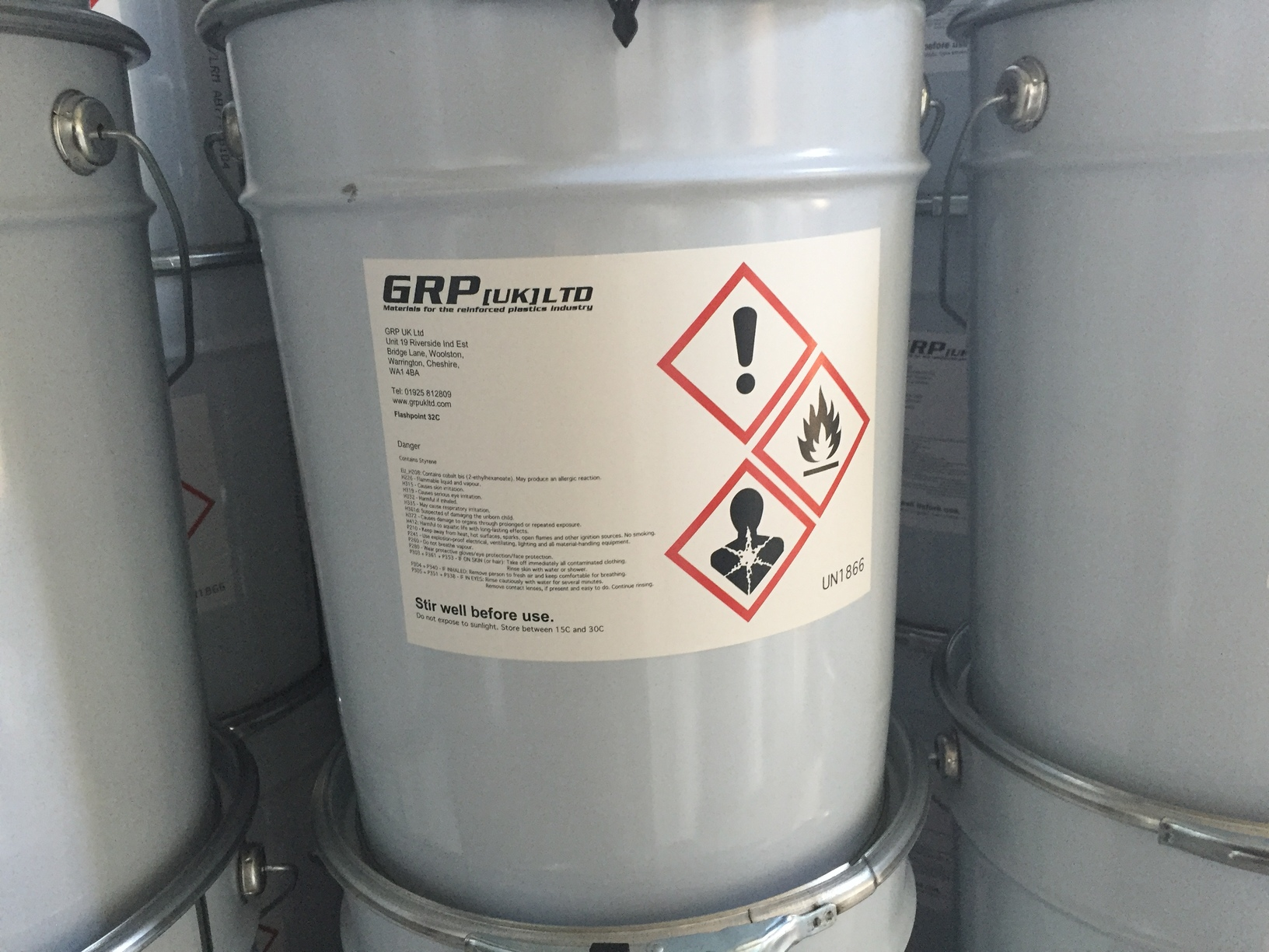 Synolite 0328-A-1 Clear Casting Resin x 25kg – GRP UK LTD