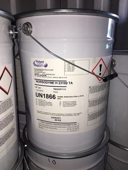 H23100TA Norsodyne Lloyds GP Resin (20kg) – GRP UK LTD