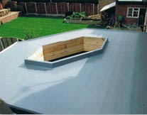 Liquid Roof Coatings | GRP UK LTD
