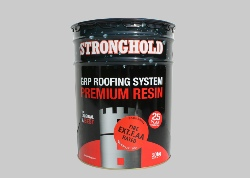 Stronghold GRP Flat Roofing System | GRP UK LTD